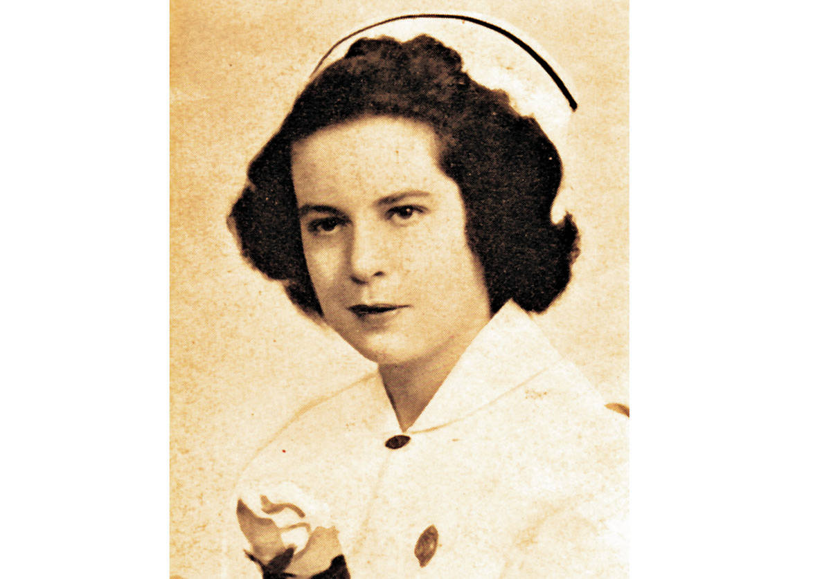 Iris Mooney lived in Langley for more than 70 years, involved in health care and the community. (Langley Advance files)