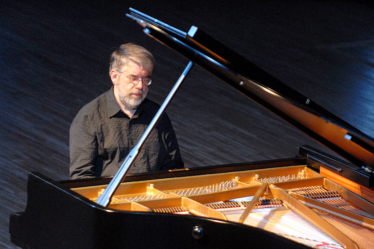 Pianist Bruce Vogt kicks off the Langley Community Music School's Concerts Cafe Classico season Sunday with a fictional battle between two music greats. (Special to the Langley Advance)