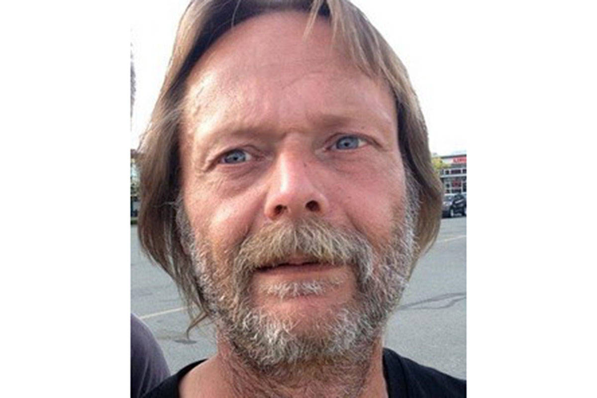 Langley man missing for more than three months