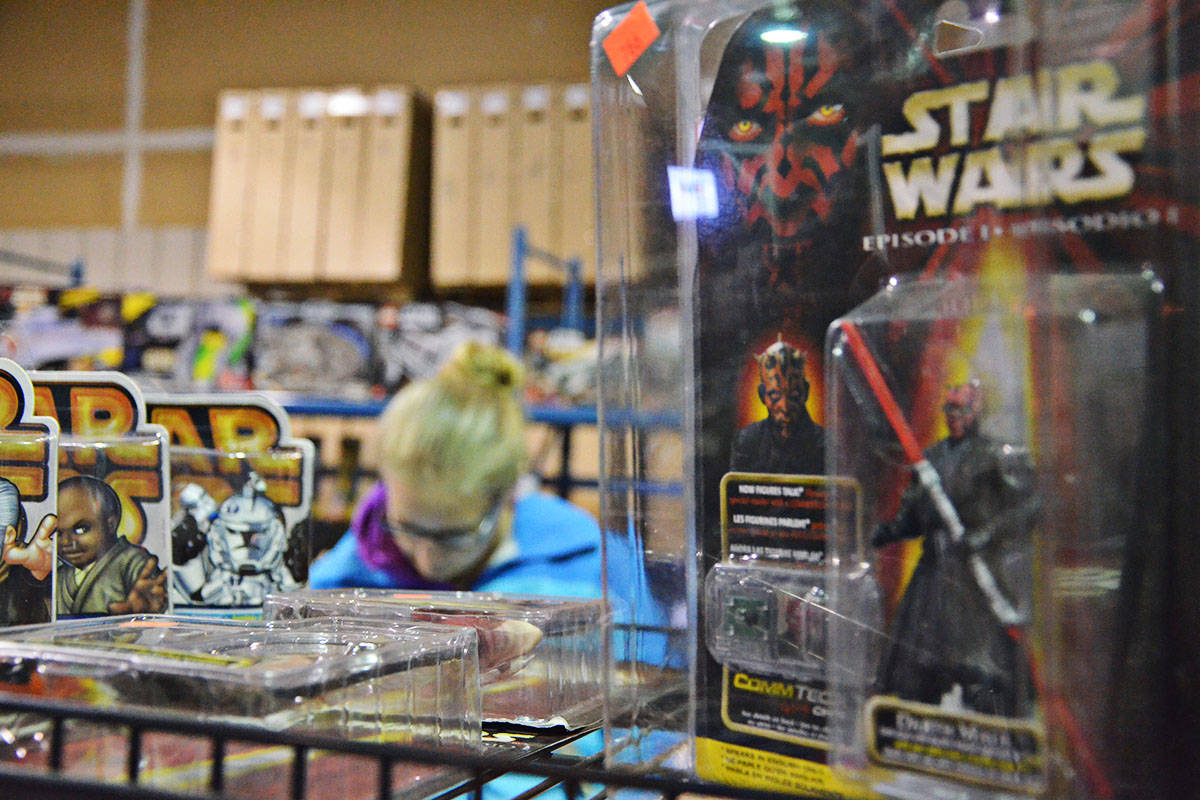 VIDEO: Hankering for a piece of Star Wars?