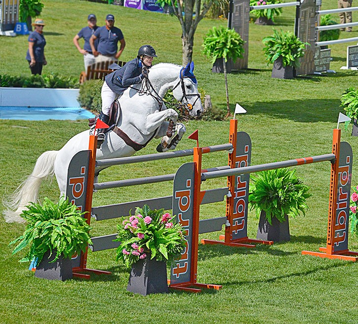Langley's Thunderbird Show Park is a world-class equestrian facility that