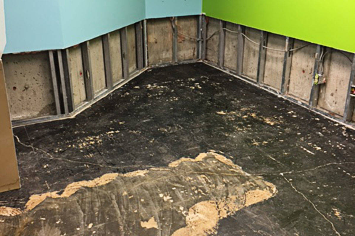 UPDATED: Raw sewage flooded Langley City daycare