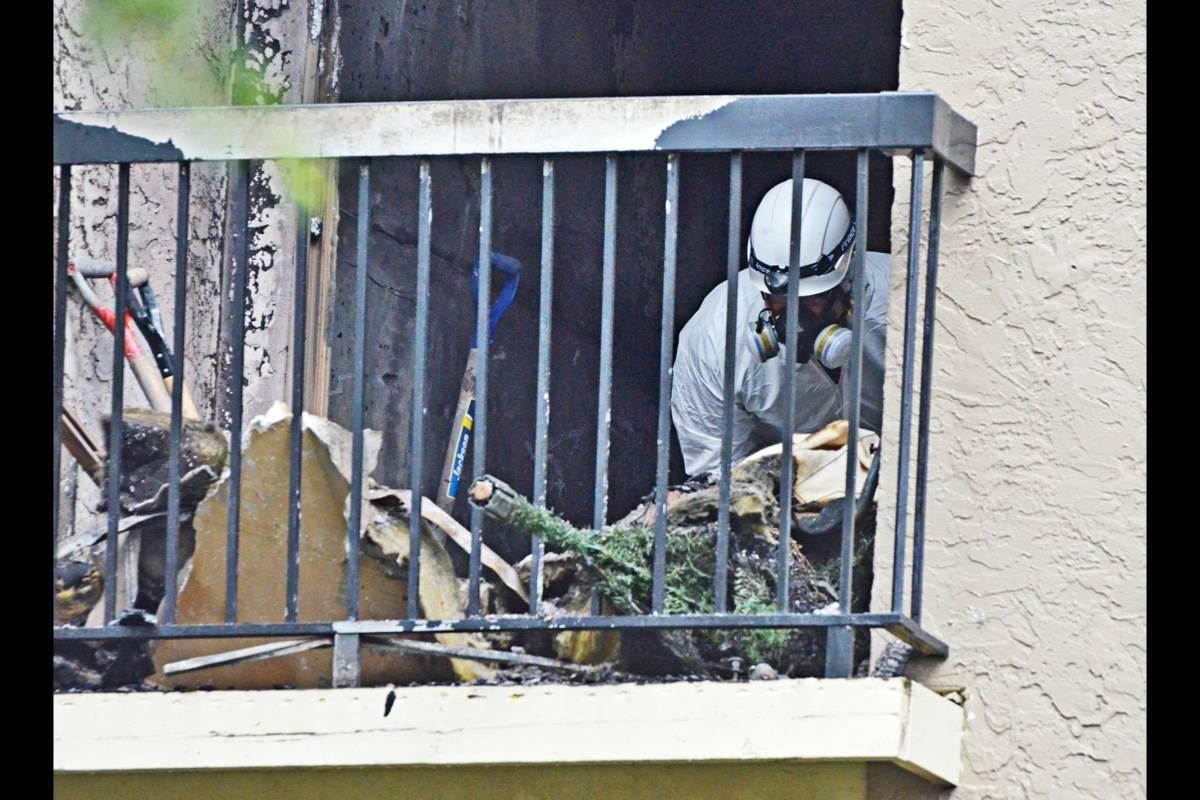 Birch apartment fire evacuees may not return until next week