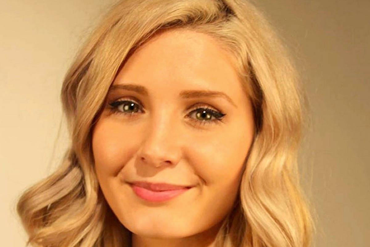 Lauren Southern ran for the Libertarian Party in Langley in the 2015 federal election.
