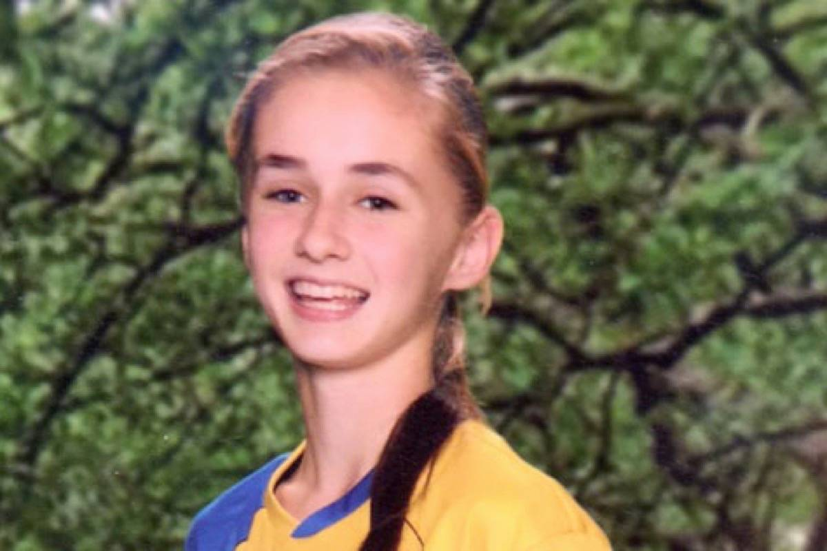 Langley teen applauded for work on and off the soccer field