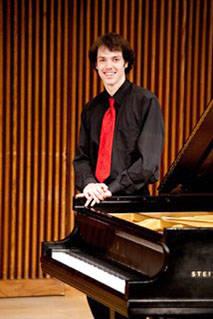 Derek Stanyer, pianist