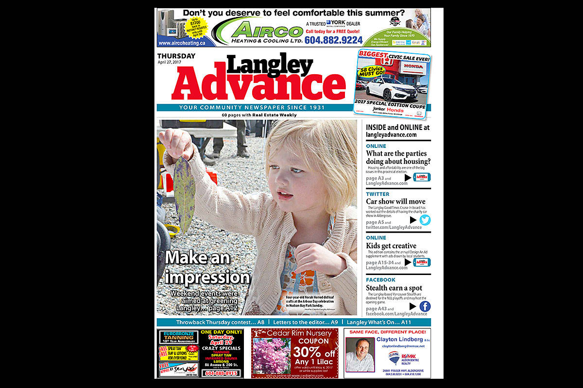 #FrontPageFriday: You may need to sit down. We're 48 pages this week