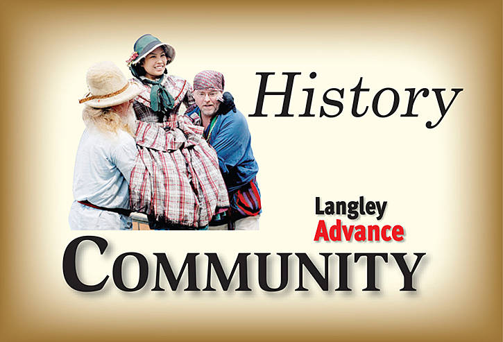 Langley in history: 1957 was a real gas