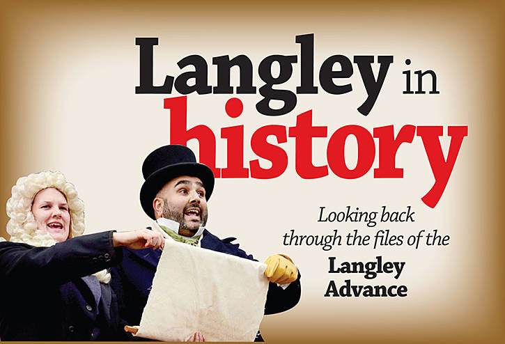 Langley Looking Back: Second World War assets purchased here