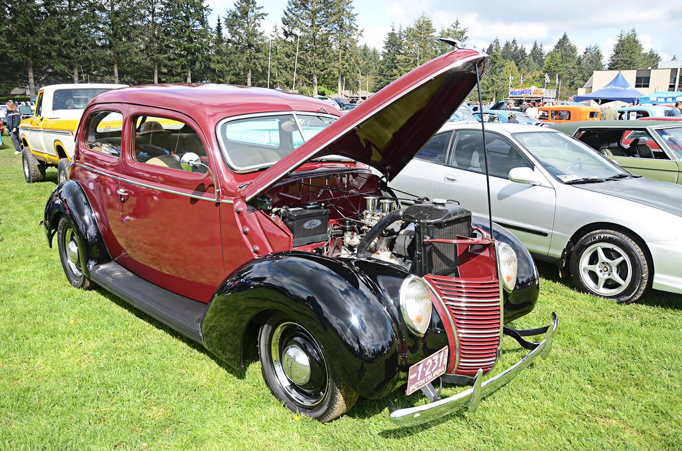 D.W. Poppy Car show hits 30 year milestone