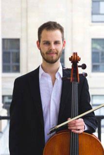 Roland Gjernes, cellist