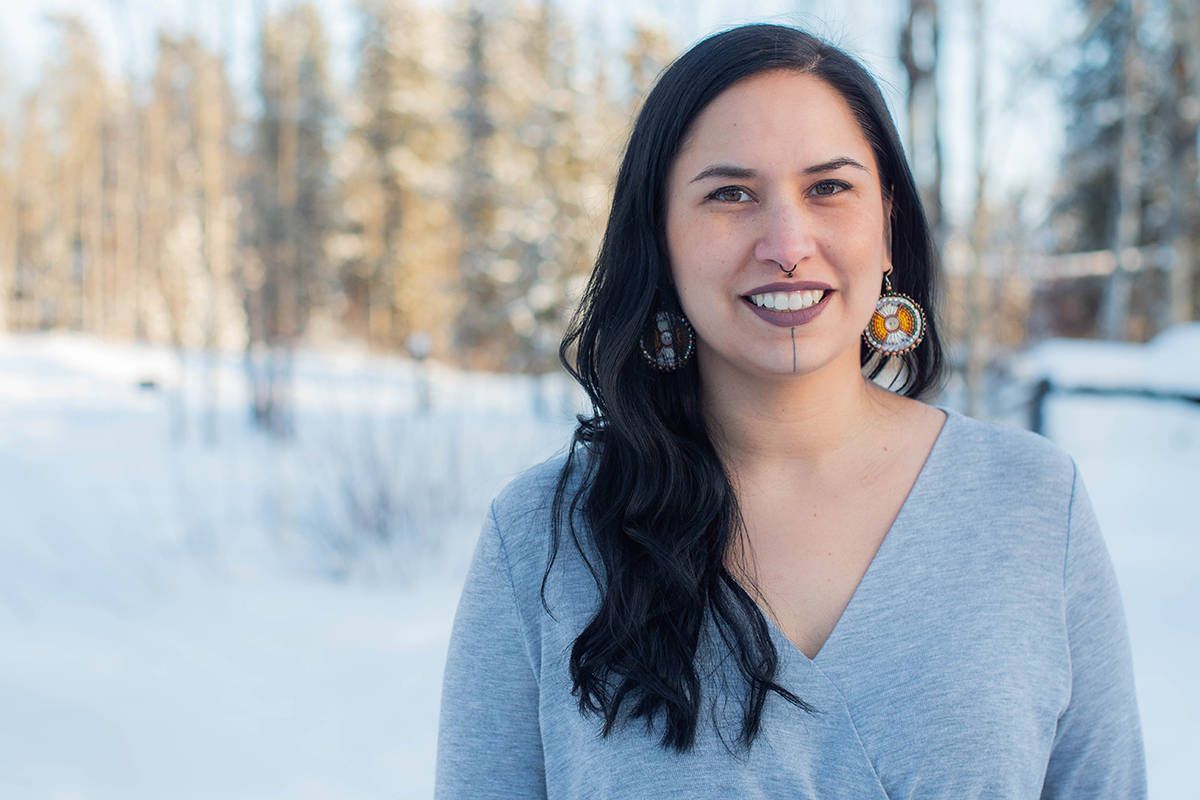 Christine Creyke, lands director for the Tahltan Central Government, was appointed to Canada's gun advisory committee in February. (Tahltan Central Government photo)