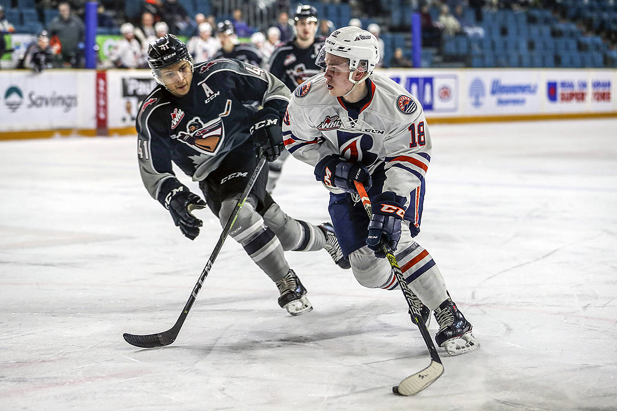 The next game for the Giants is in Spokane on Friday night. (Allen Douglas photos)