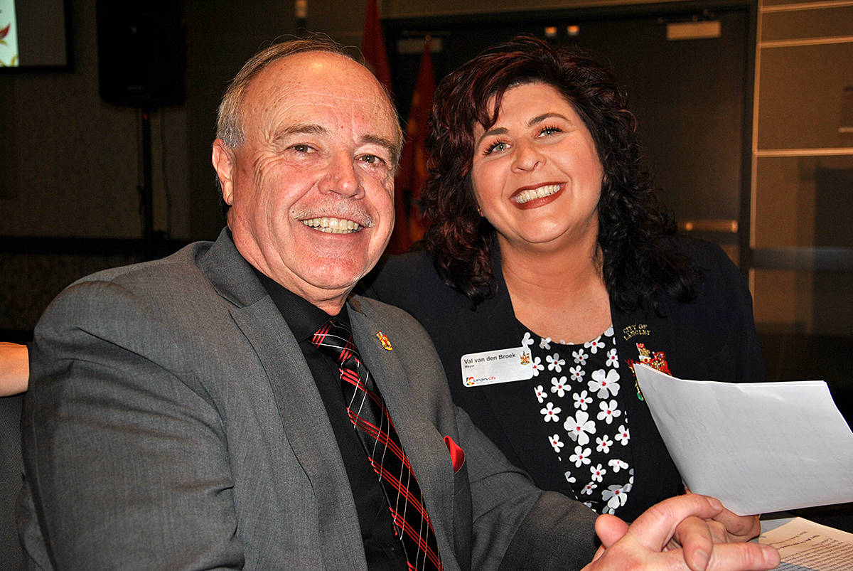 VIDEO: What counts? Making a difference: Langley mayor