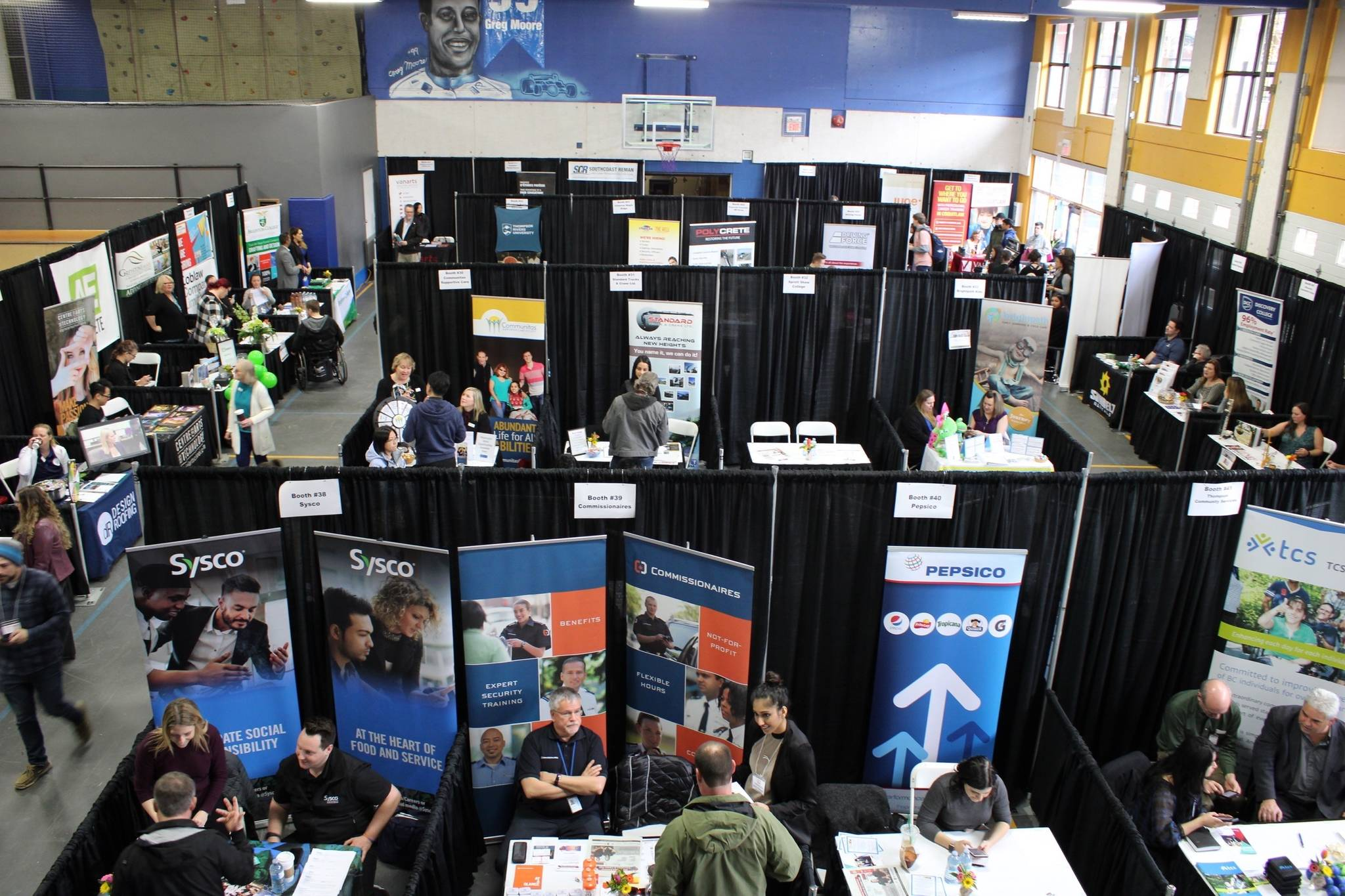 Stop by the Greg Moore Youth Centre from 11 a.m. to 4 p.m. to find your dream job (Photo by Kieran O'Connor/Black Press Media).