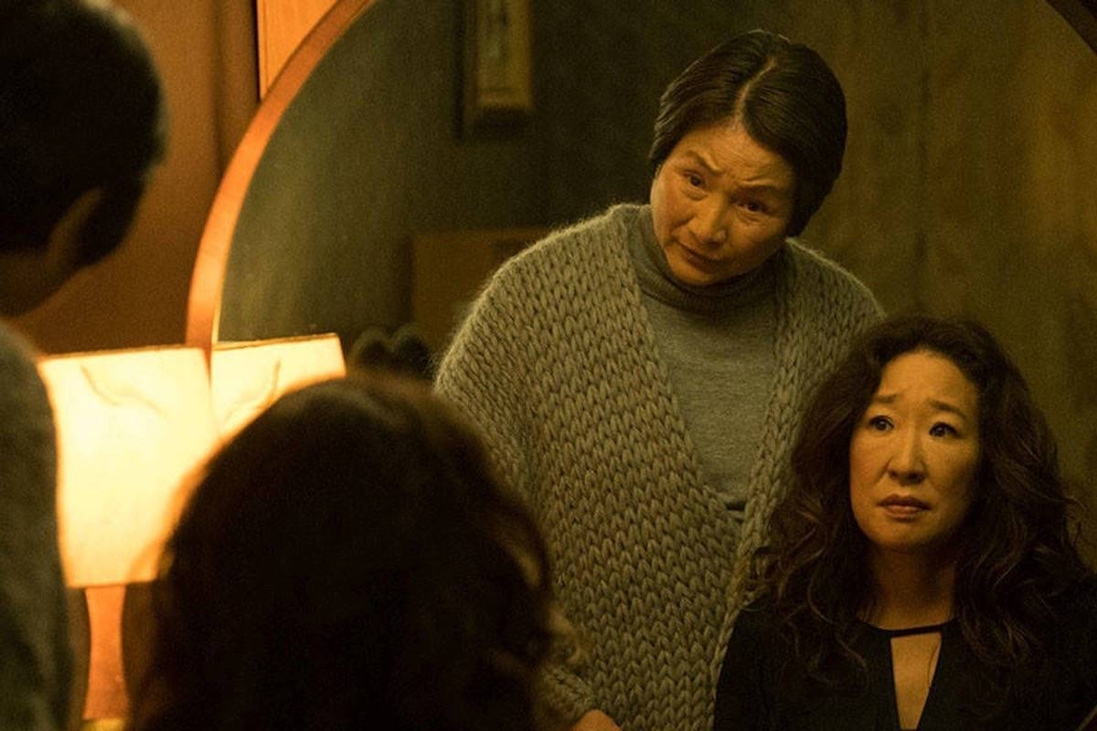 Pei-Pei Cheng, Tzi Ma and Sandra Oh star in Meditation Park that will be screened at the upcoming Festival of B.C. Film at the ACT Arts Centre in Maple Ridge. (Contributed)