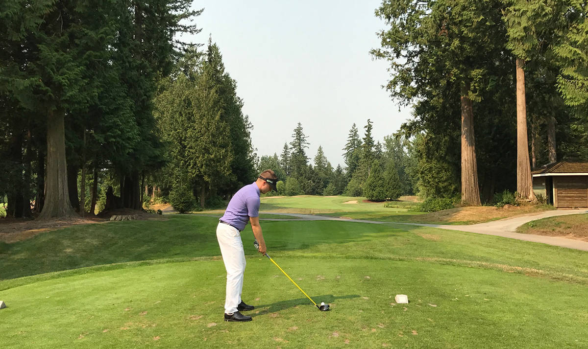 Spring has arrived and so has golf season at Langley's Redwoods Golf Course!