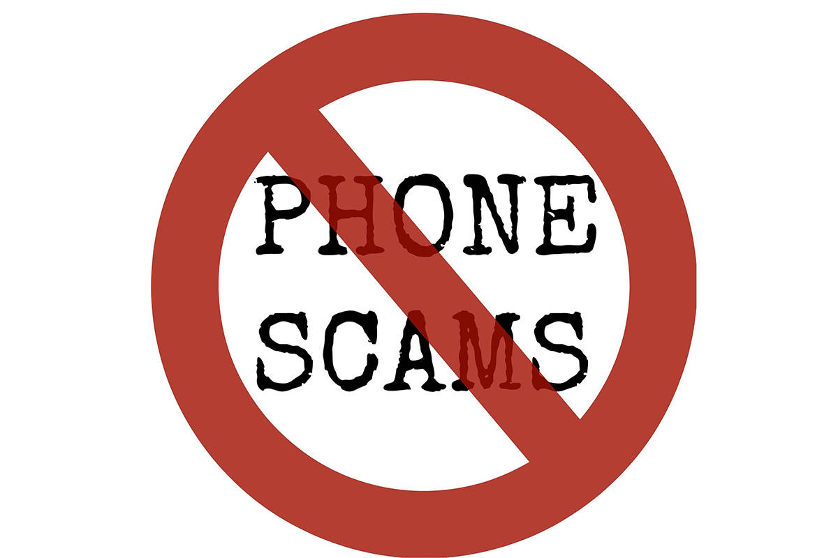 A phone scam is duping Vancouver seniors out of millions of dollars. (File)