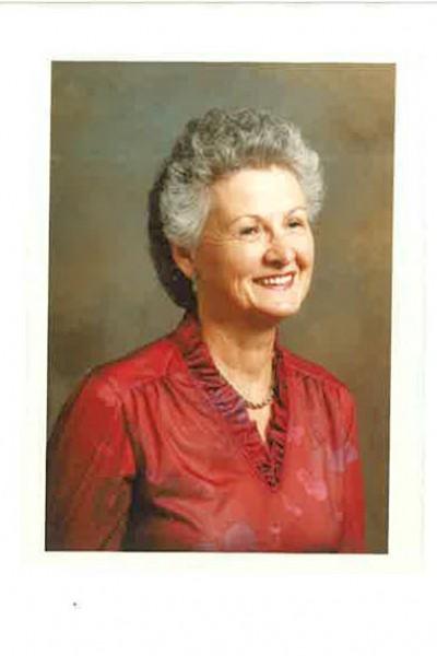 Winnifred Marie Krentz (nee Marcellus)