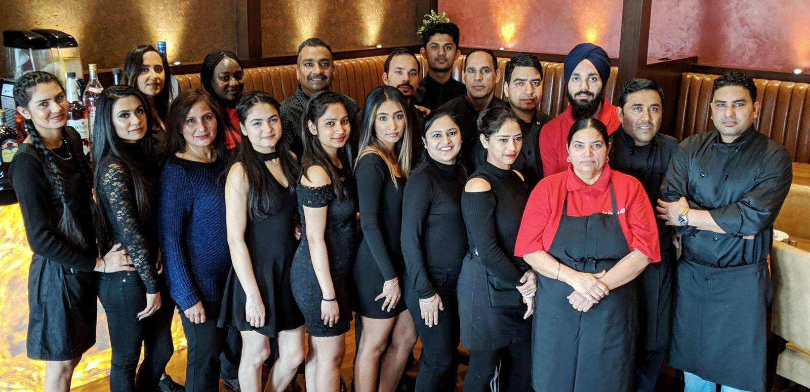 Gary Bakshi and the team welcome you to An Indian Affair, one of Langley's favourite restaurants.