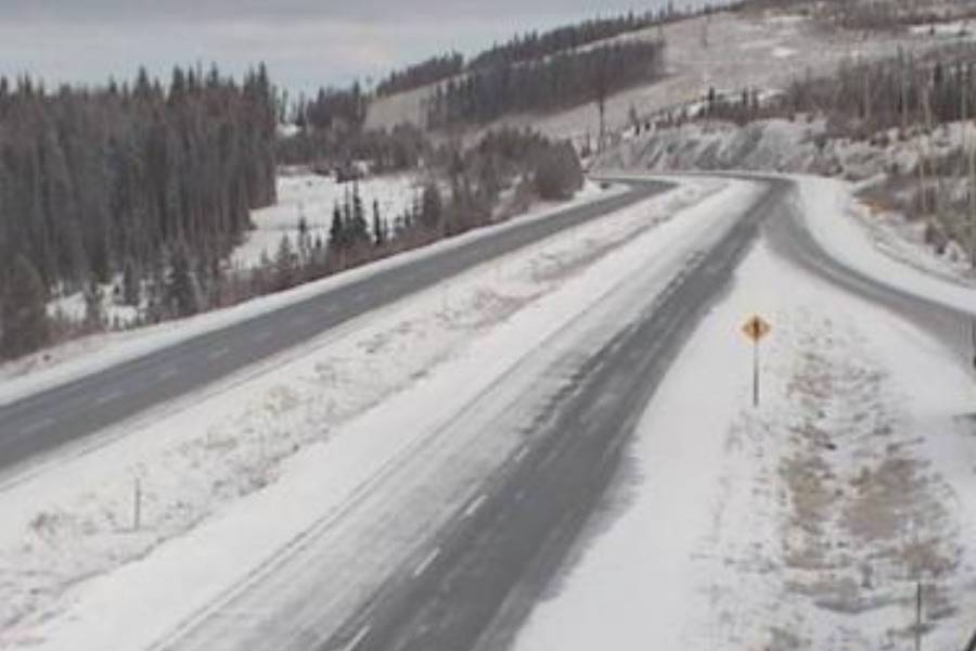 'Heavy snow' leads to delays on Coquihalla, Okanagan highways
