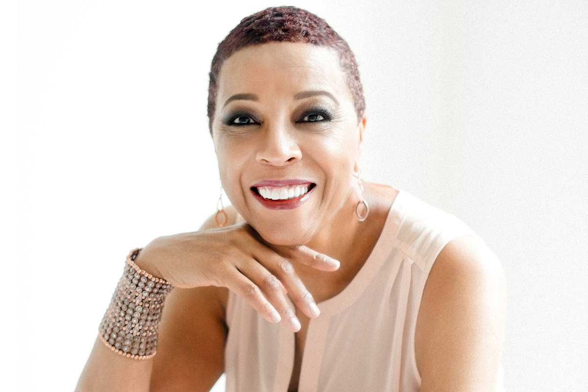 Dee Daniels is performing on Friday, April 19. Courtesy Christi Graham