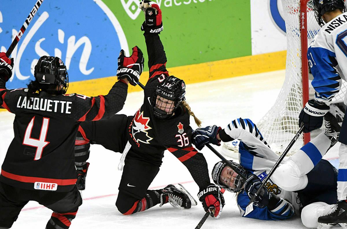 b015395d5a9 Finland upsets Canada 4-2
