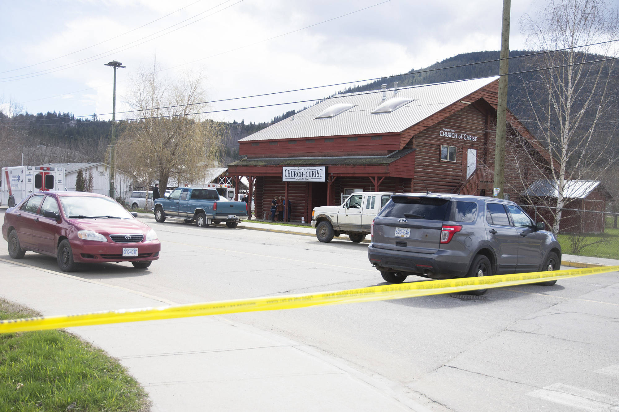 UPDATE: Family confirms man killed in shooting at Salmon Arm church