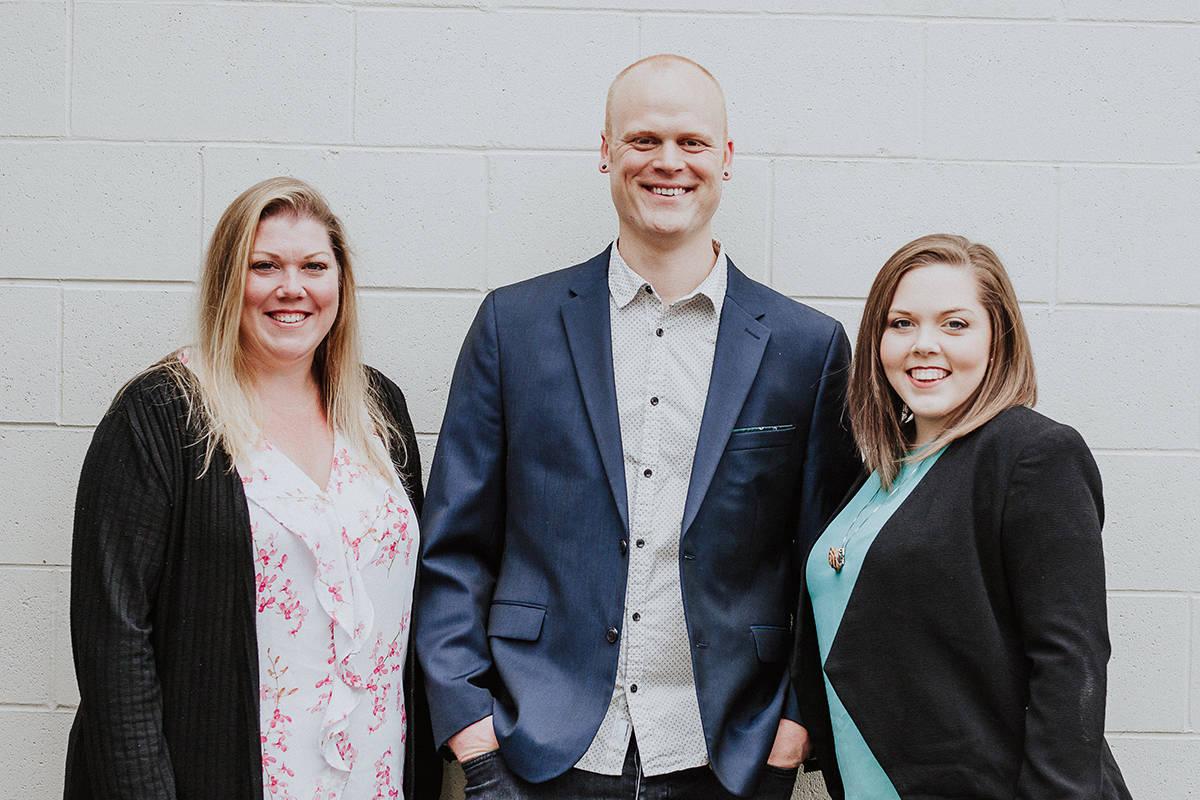 Langley's Renew Denture Clinic team.