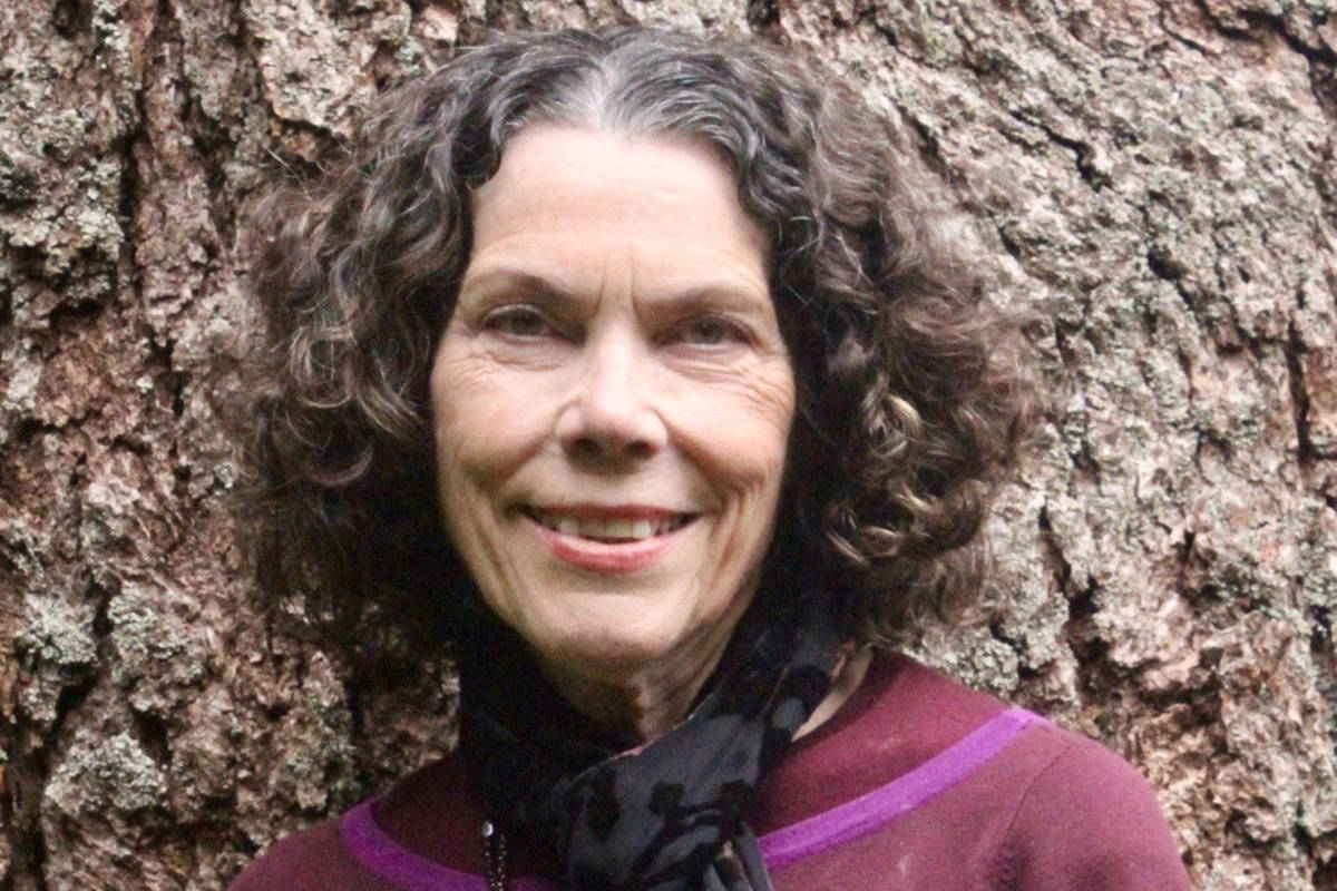 Susan McCaslin will give a poetry reading on April 26 at the Fort Gallery. Submitted photo