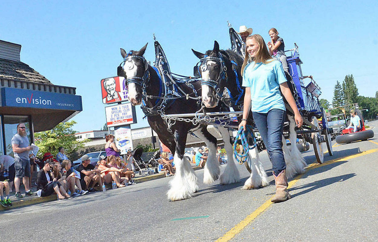 Three Langley communities to be touched by 30-kilometre Canada Day parade route