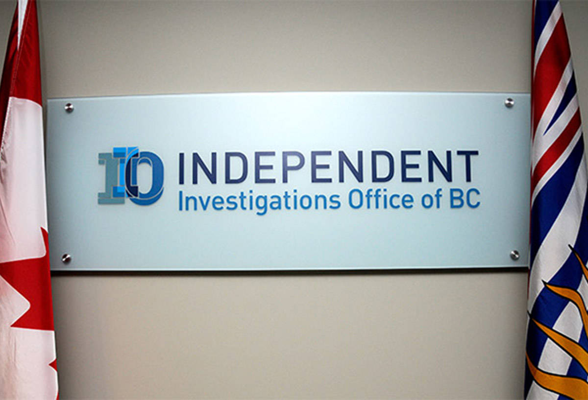 IIO BC head office, located in Surrey, B.C. (Independent Investigations Office of B.C. photo)