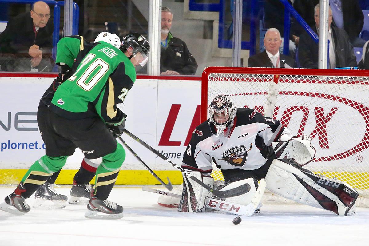 Giants to lean on Surrey, White Rock talent as WHL final begins