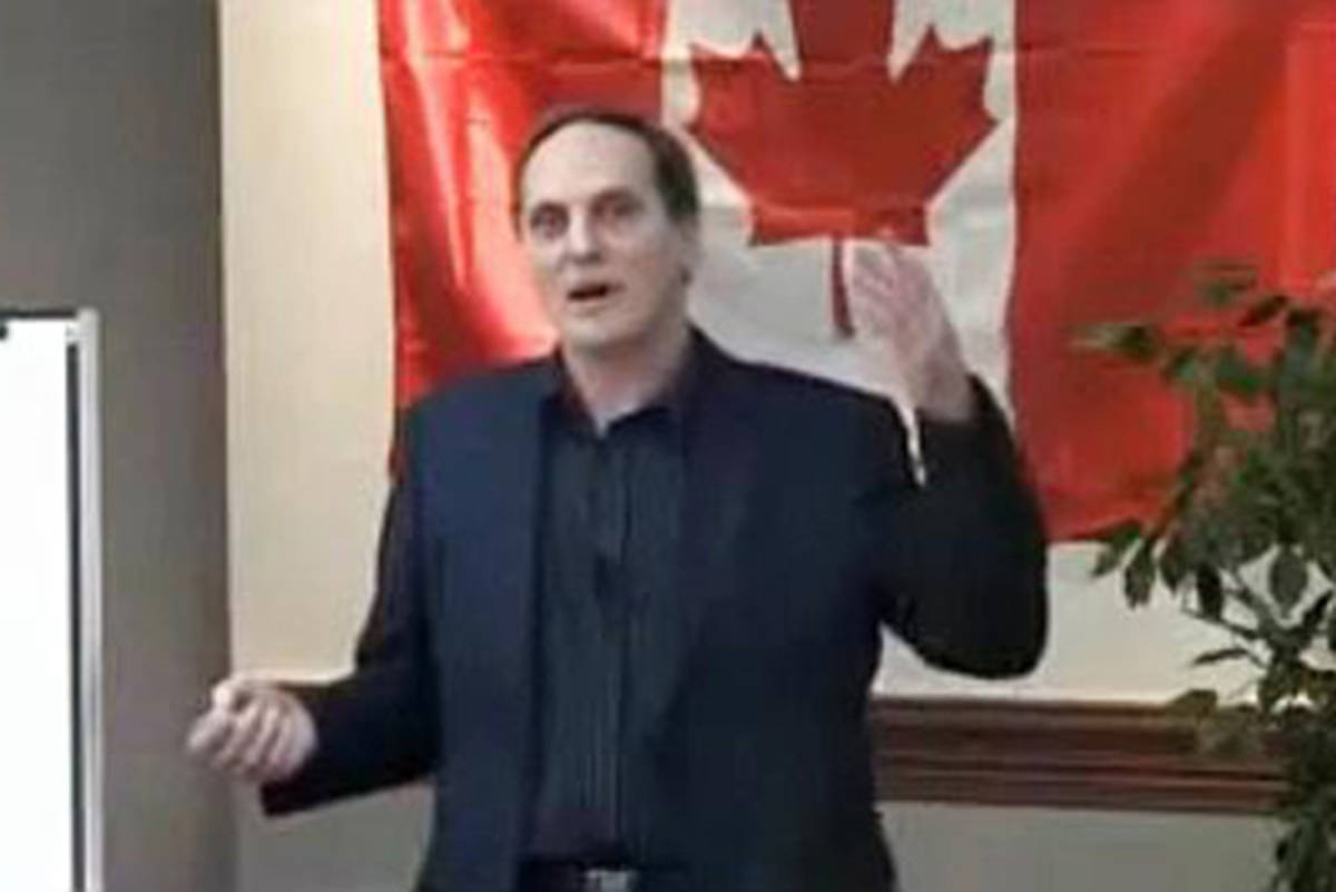 Russell Anthony Porisky was convicted for a second time in connection with a major income tax evasion scheme, and sentenced to four years in jail and fined $260,000. The BC Court of Appeal dismissed his appeal on April 30. (YouTube)