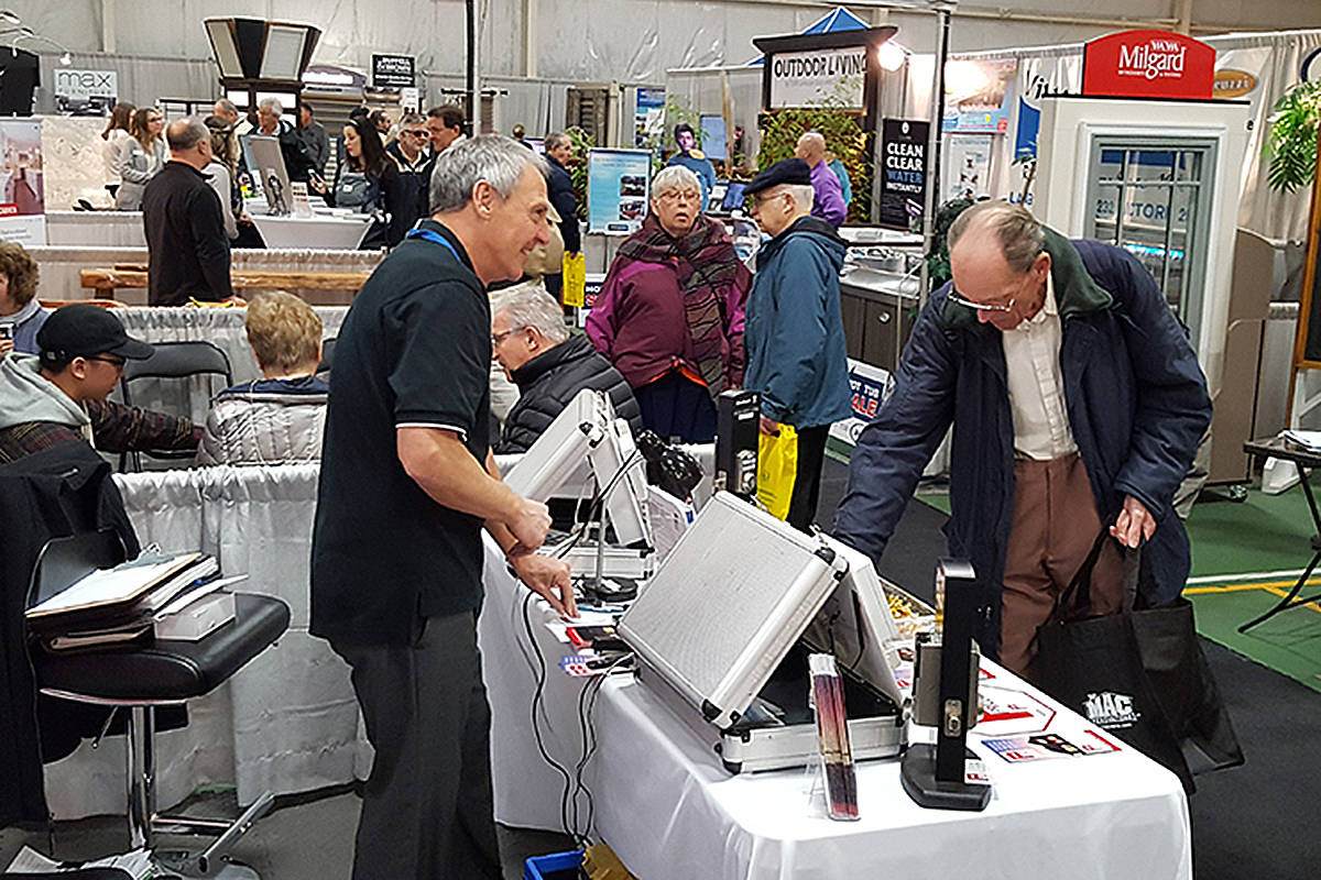 You'll find numerous ways to improve your home and enhance your life at the annual Langley Spring Home Expo, happening May 24-26 at the George Preston Recreation Recreation Centre.