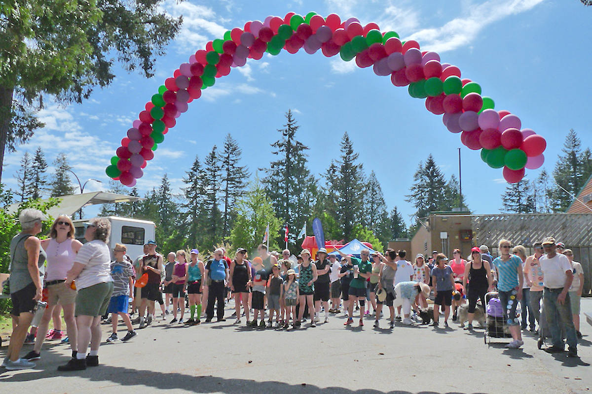 POLL: Did you take part in the Langley Walk?