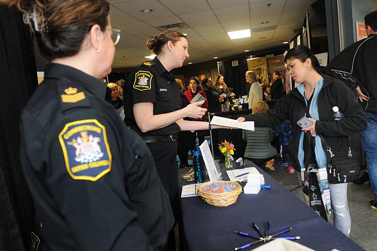 The inaugural Black Press Extreme Education and Career Fair in Abbotsford takes place May 30. (Black Press/files)