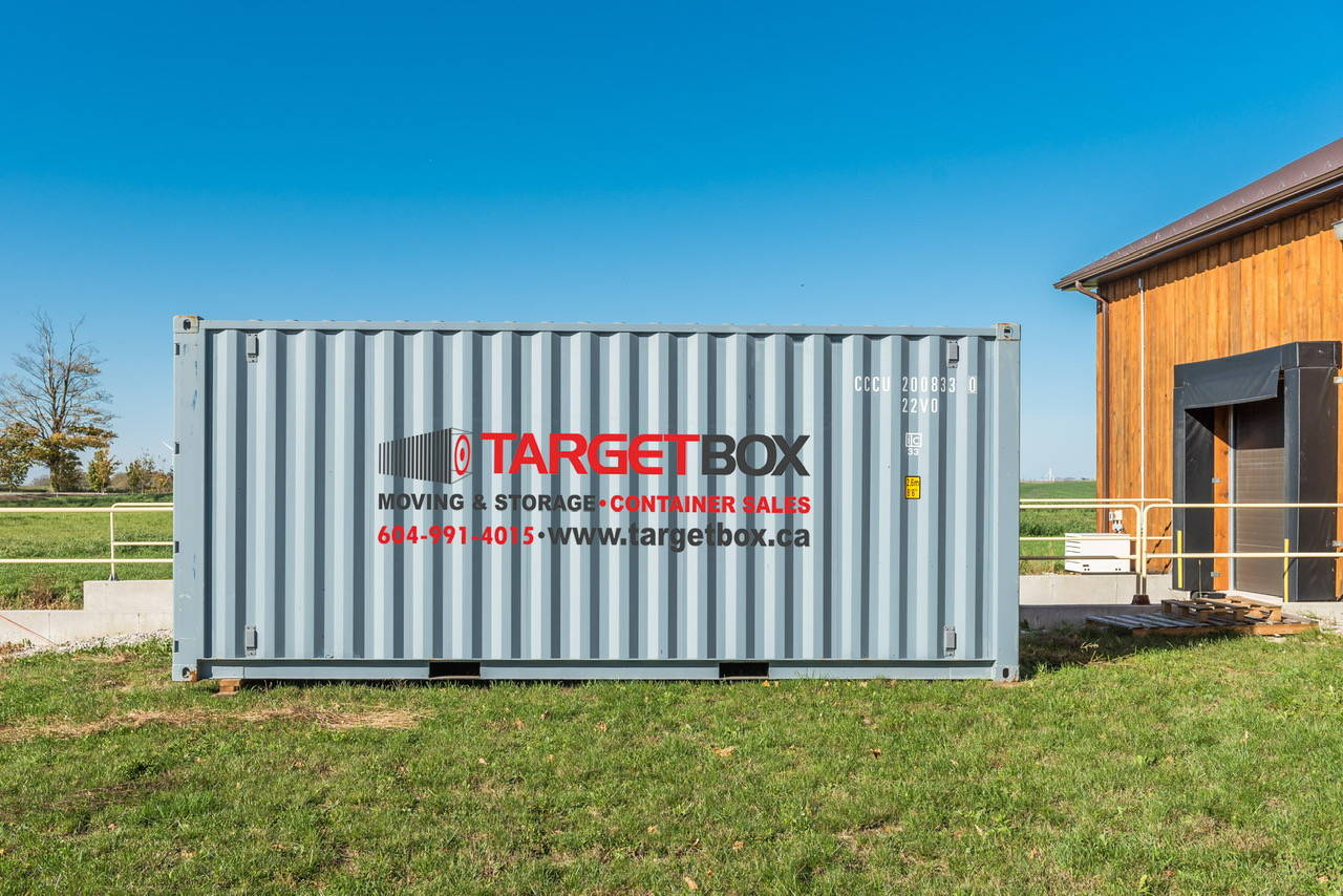 If you're renovating or selling your home, a secure, portable storage container from TargetBox takes the worry out of where to store your belongings.