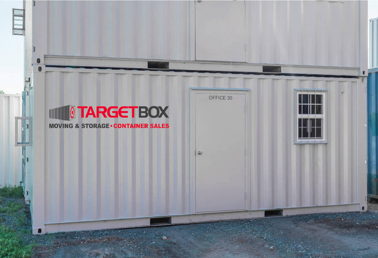 TargetBox also offers container sales and can modify shipping containers with windows, doors, electricity and more, according to your needs.
