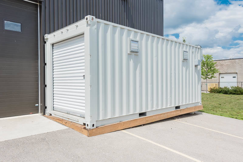 Yes, your storage solutions can be THIS easy!