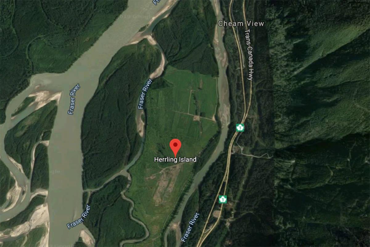 BREAKING: Multi-vehicle crash on Highway 1 east of Chilliwack
