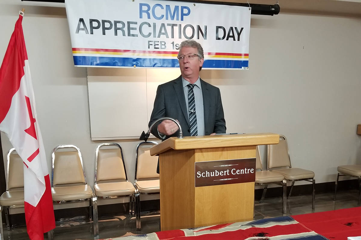 B.C.-wide RCMP Appreciation Day campaign going national