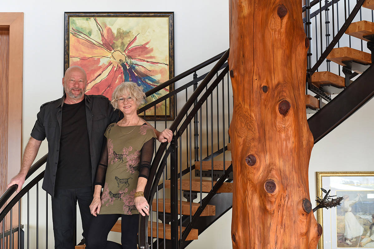 Sooke-tacular home for Winnipeg couple
