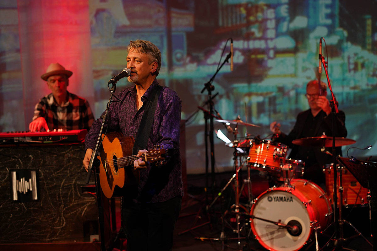 Musician Bruce Coughlan returns to his Langley roots