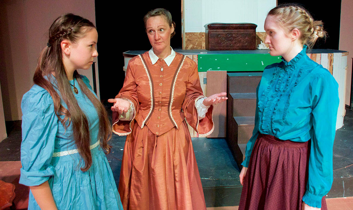 Langley actor relates to Little Women's non-conformist character