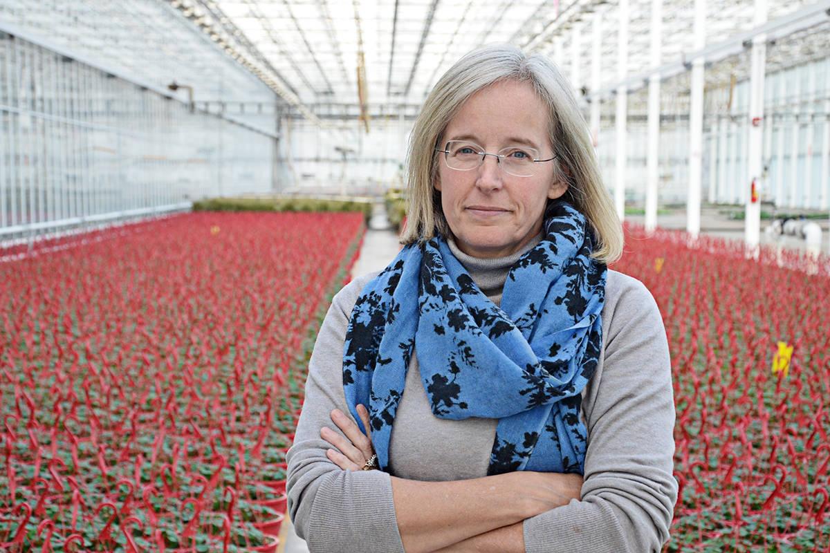 Tamara Jansen (Langley Advance Times files)