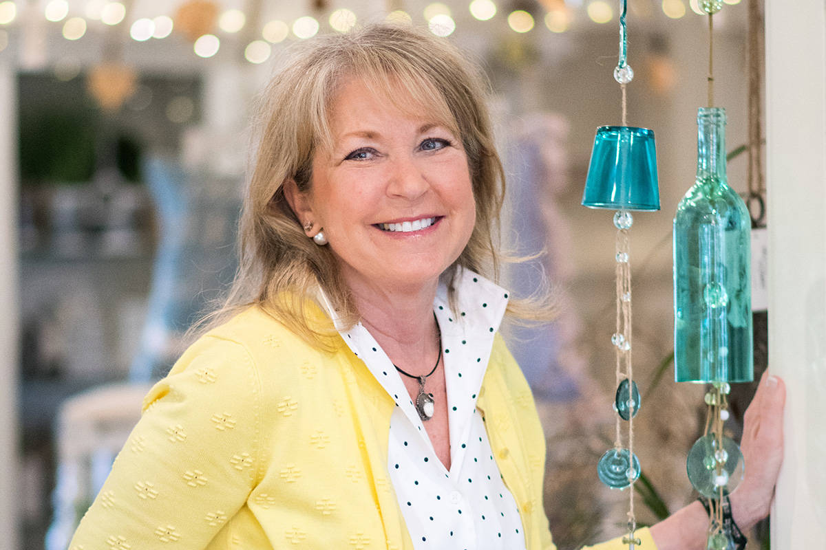 Inspired Style with Judy Linford and Romancing the Home Interiors