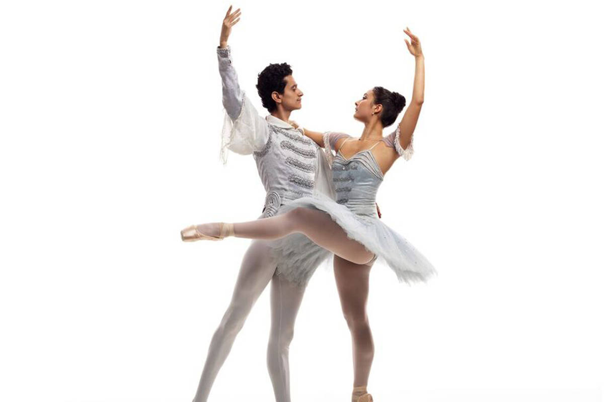Langley ballerina graces stage in Swan Lake production