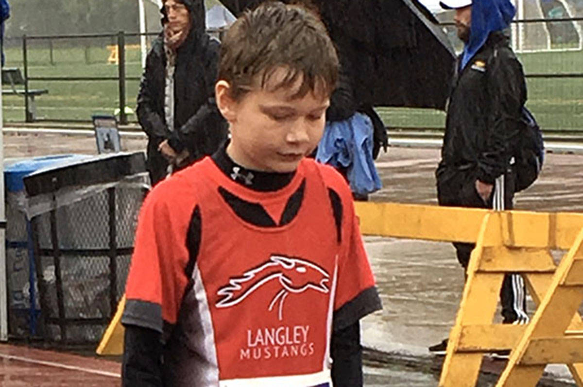 Langley Mustangs show they're experts in their field