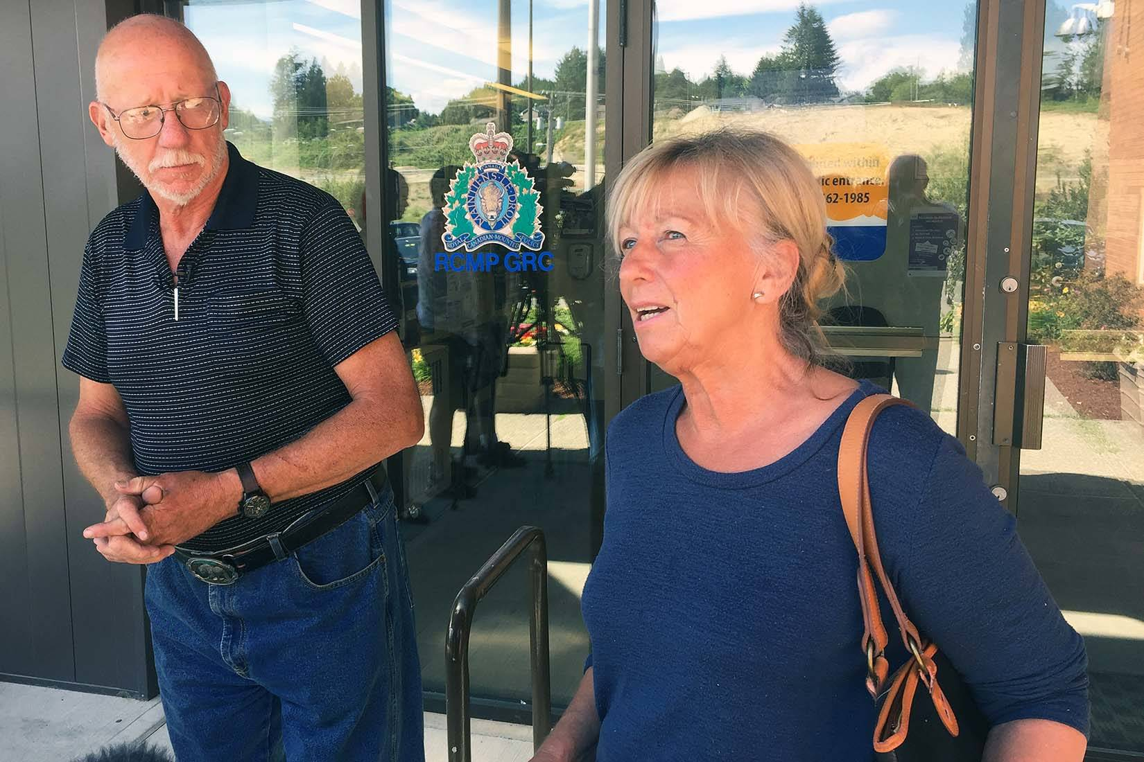 Parents of B.C. murder victim want her personal belongings back